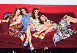 (if not watched) HBO show Girls premiered. RIght before that, Girls ...