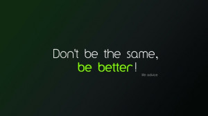green minimalistic dark text quotes funny better typography smart ...