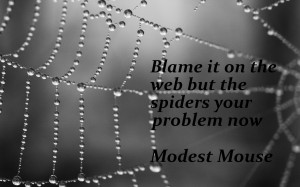 Blame – Modest Mouse motivational inspirational love life quotes ...