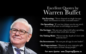 Investment Quotes Warren Buffett Warren Buffett Success Quotes