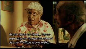 Nutty Professor Grandma Klump