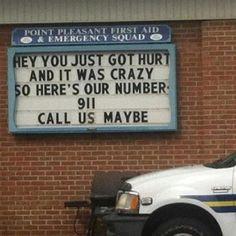 funny EMS stuff