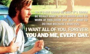 best quotes from the notebook - Google Search