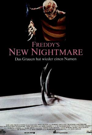 Wes Craven New Nightmare...