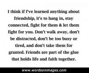 Friend Fighting Quotes