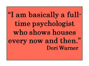 Quote de Jour 11/12/13 from Dallas Realtor, Dori Warner.