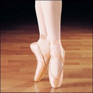 Shoes >>> Pointe Shoes