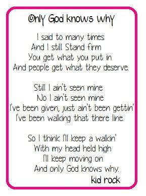 Amazing Quotes, Kidrock, Kid Rock Quotes Lyrics