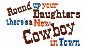 Funny cowboy Sayings Images
