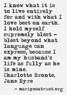 Soulmate Quotes For Him Tumblr Bronte #quote #romance #true