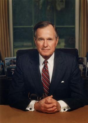George H. W. Bush: The Presidents