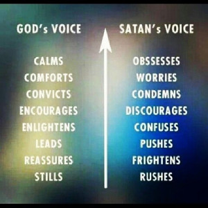 Satanic Quotes About Love God versus satan