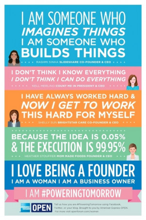 Quotes from successful #business #women