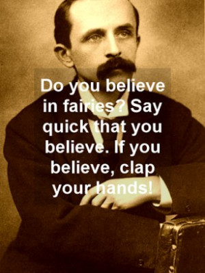 James M. Barrie quotes, is an app that brings together the most iconic ...