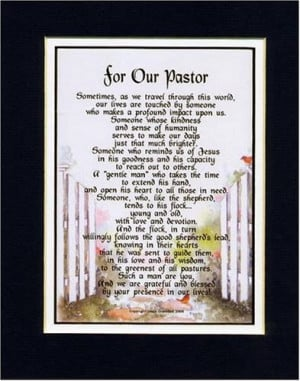 Pastor Birthday Poems Or Quotes. QuotesGram