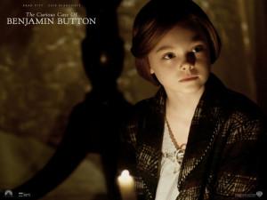 The Curious Case of Benjamin Button Daisy Wallpaper
