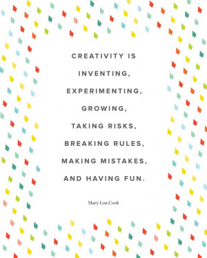 quotes to inspire your creativity!