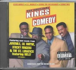 The Original Kings Of Comedy Cd Original kings of comedy-soundtrack