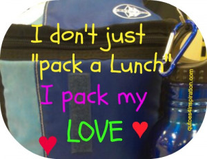 Lunch Box Quotes:
