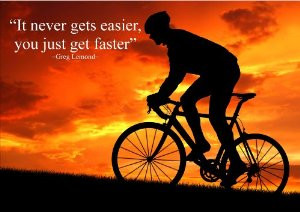 Cycling Quotes Motivational Cycling quote inspirational