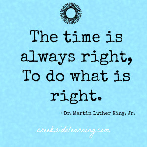 Famous MLK Quotes ~ Celebrating Dr. King