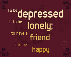Loneliness Quotes, Sayings about feeling lonely - Page 4