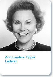 Inspiring Quotes From Ann Landers