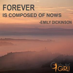 Emily Dickinson Inspirational Quotes
