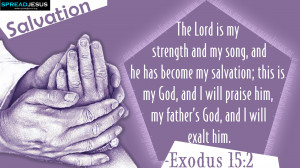 Bible Quotes HD-Wallpapers Exodus 15:2 Free Download Exodus 15:2 Bible ...