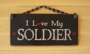 Love My Soldier Quotes