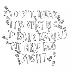 Cage the Elephant - Around My HeadCage The Elephant Lyrics, Righteous ...
