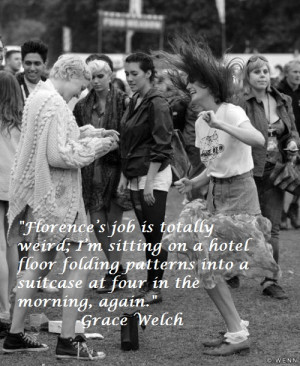 quote # florence welch # grace welch # florence and the machine ...