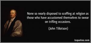 trifling people