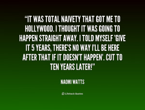 Quotes About Naivety