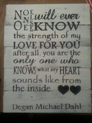 Customized Reclaimed Wood Quote for Baby Room Nursery