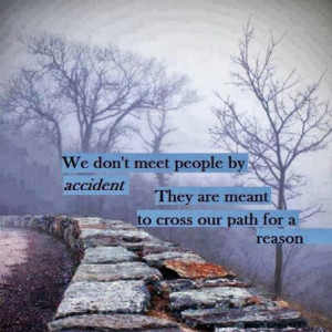 Images quotes about meeting people