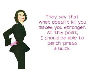 Quirky Quotes Vintagejennie Etsy Bench Press Buick