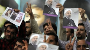 Iran voices: Hassan Rouhani's first 100 days in office