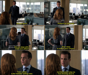 Harvey Specter Suits Quotes...