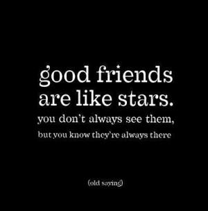 black, friends, quotes, stars
