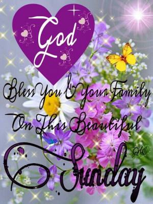 SUNDAY BLESSINGS!!!