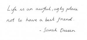 Sarah Dessen, Someone Like You