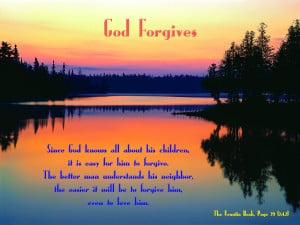 God Forgives Quotes. God Knows The Truth Quotes. View Original ...
