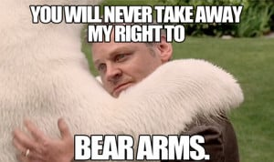 Discussion: This is why Americans need the right to bare arms