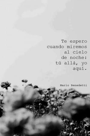 quote Mario Benedetti