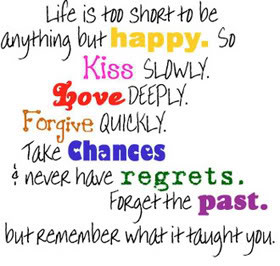Forget The Past Quotes & Sayings