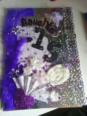 My daughters 15th birthday cardBirthday Cards, 15Th Birthday