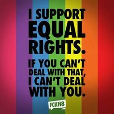Mackelmore quote same love equal rights