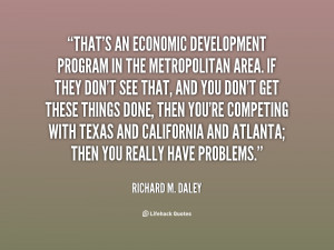 Quotes About Economic Development