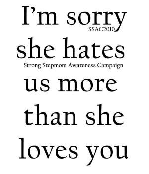 ... Real Mom, Kids Stepmom, Strong Stepmom Awareness, Bad Stepmom Quotes